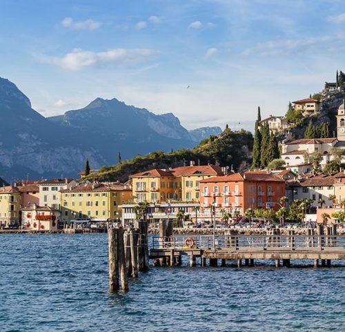 Lake Garda Winery Tour